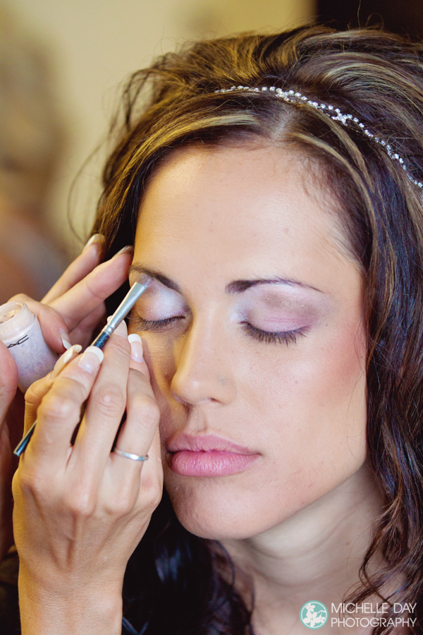 Bridal makeup Buffalo